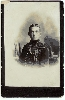 Cabinet Card of a British Officer or Cadet