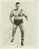 Signed Pro Wrestler McClarity Photograph
