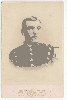 Military Cadet Cabinet Card