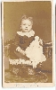 Child with a Doll CDV