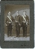 Three Lodge Members Silver Photograph