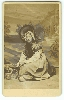 Dutch Peasant Girl CDV