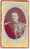 French Military Officer CDV