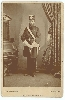 Knights of Columbus or Templar Cabinet Card