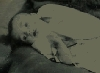 Post Mortem Ambrotype of a Baby
