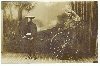 Japanese Real Photo Postcard