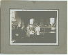 Logging Kitchen Silver Photograph