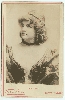 Ada Rehan Cabinet Card by Newsboy