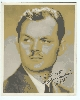Autographed Lawrence Tibbett Photograph