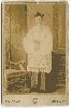 Catholic Priest Cabinet Card