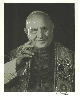 Photograph of Pope John XXIII by Karsh