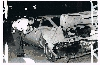 Death Car - Baltimore Sun Crime Scene Photograph